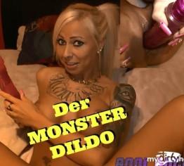 Der MONSTER Dildo