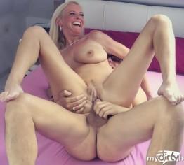 video erotische milf fickt anal