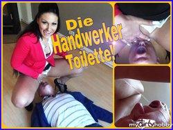 Die Handwerker Toilette