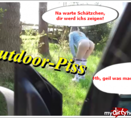 Outdoor-Piss