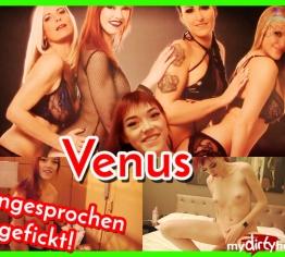 Bei der Venus angesprochen & gefickt!