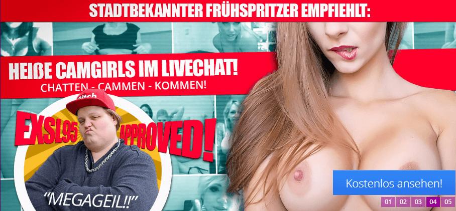 Nackt porno youtuberinnen Qidl