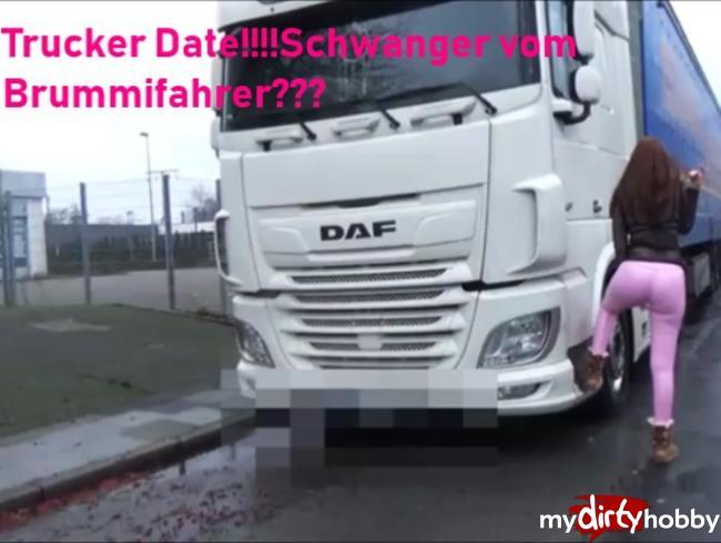 Trucker Date!!!! Schwanger vom Brummifahrer???