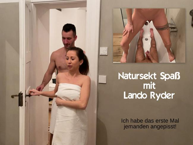 Natursekt Spaß mit Lando Ryder